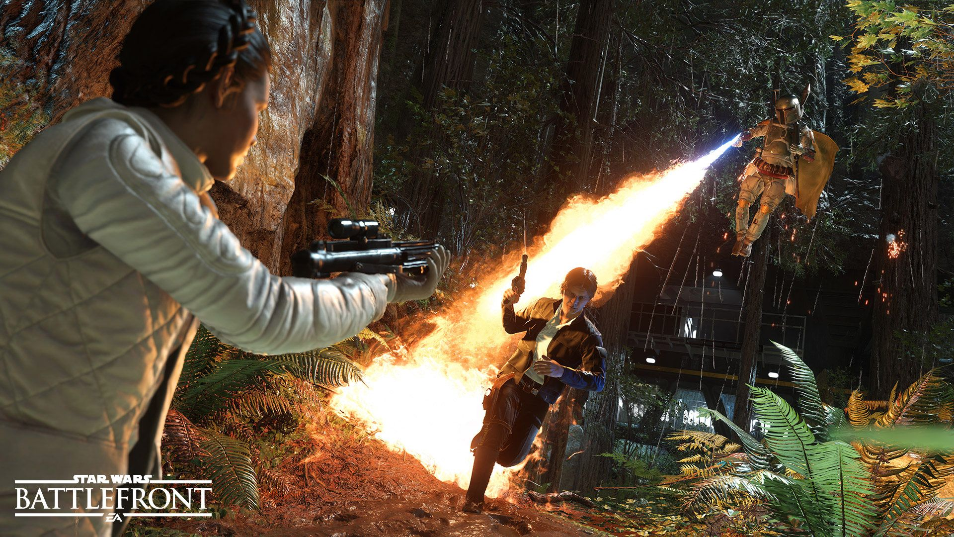 Illustration de l'article sur Star Wars Battlefront