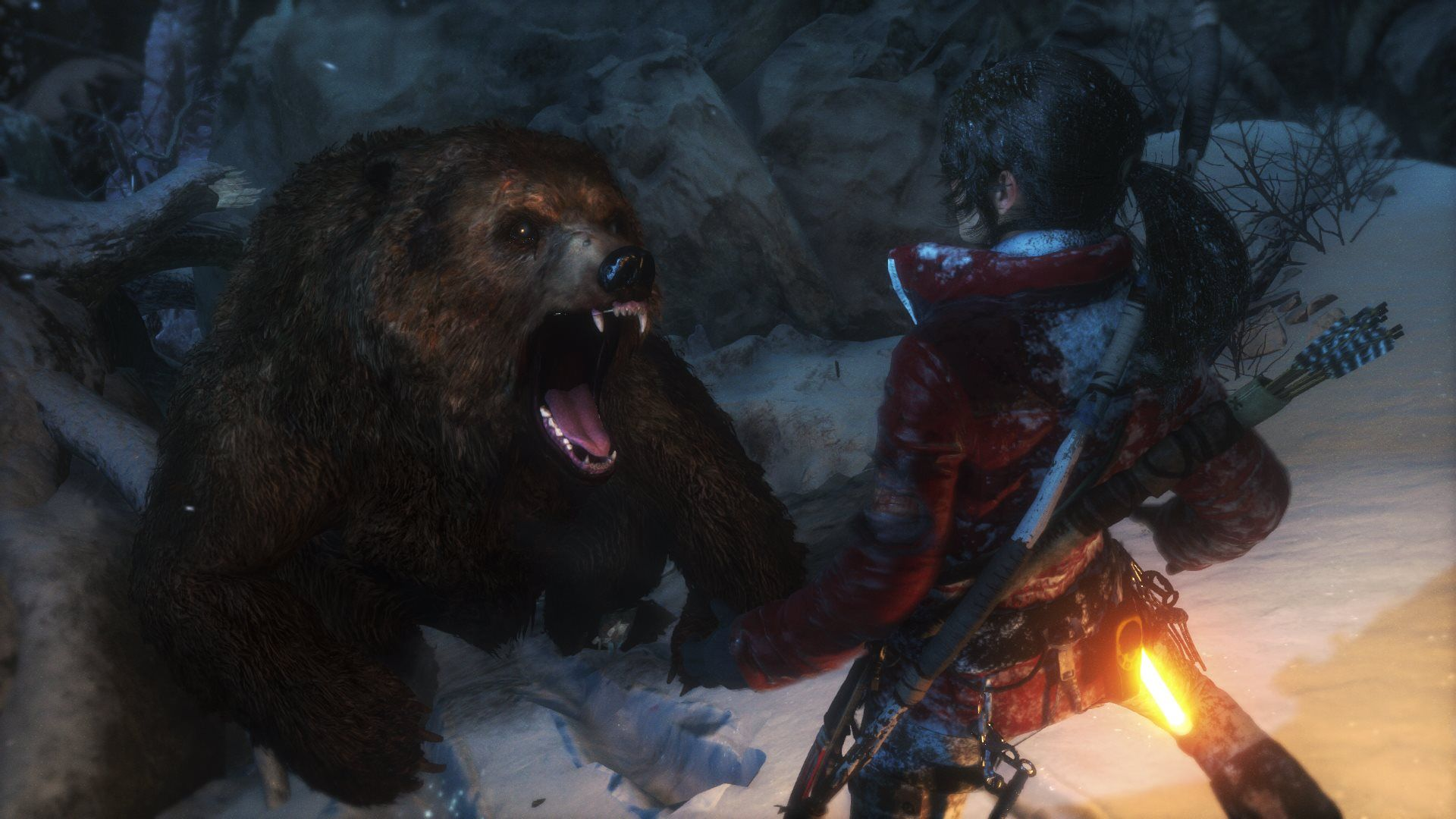 Illustration de l'article sur Rise of the Tomb Raider