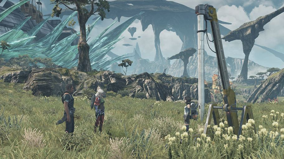Illustration de l'article sur Xenoblade Chronicles X