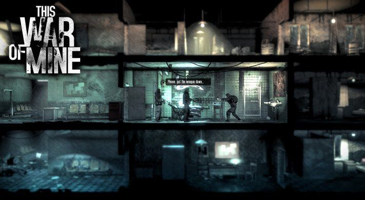 Illustration de l'article sur This War Of Mine: The Little Ones est désormais disponible