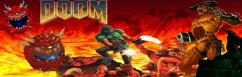 Illustration de l'article sur DOOM sera disponible le 13 mai 2016
