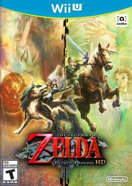 Illustration de l'article sur The Legend of Zelda: Twilight Princess HD