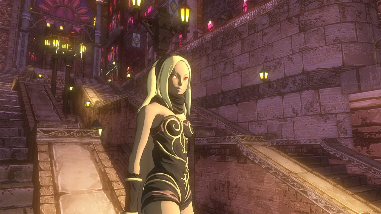 Illustration de l'article sur Gravity Rush Remastered