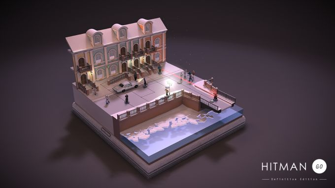 Illustration de l'article sur Hitman GO: Definitive Editionarrive sur PS4, PSVita et Steam