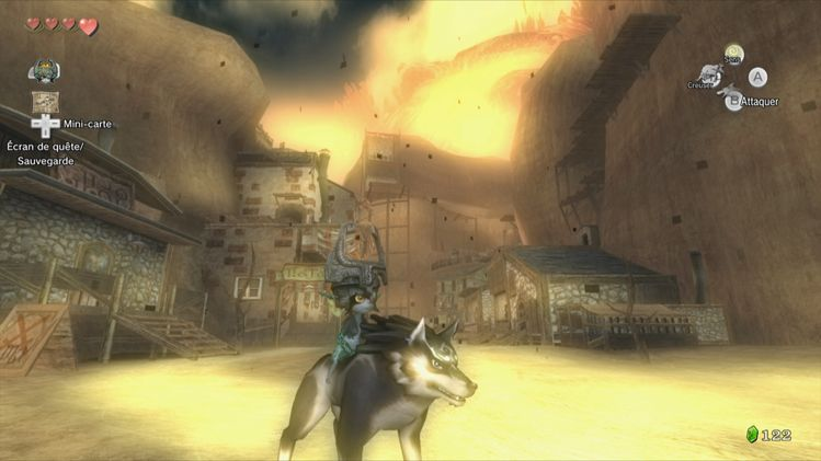Illustration de l'article sur Legend of Zelda : Twilight Princess HD