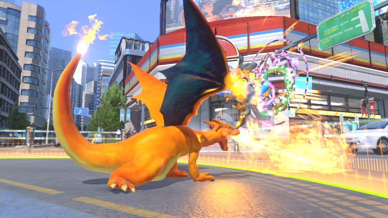 Illustration de l'article sur  Pokkén Tournament