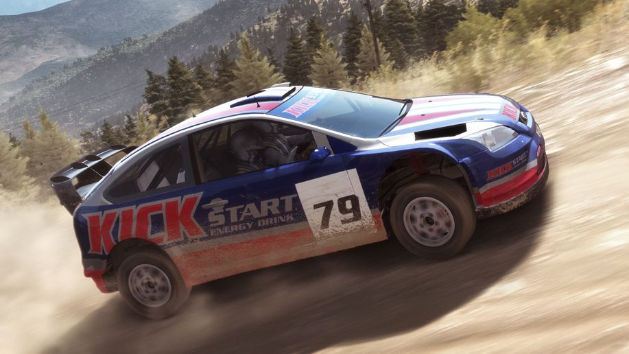 Illustration de l'article sur DiRT Rally