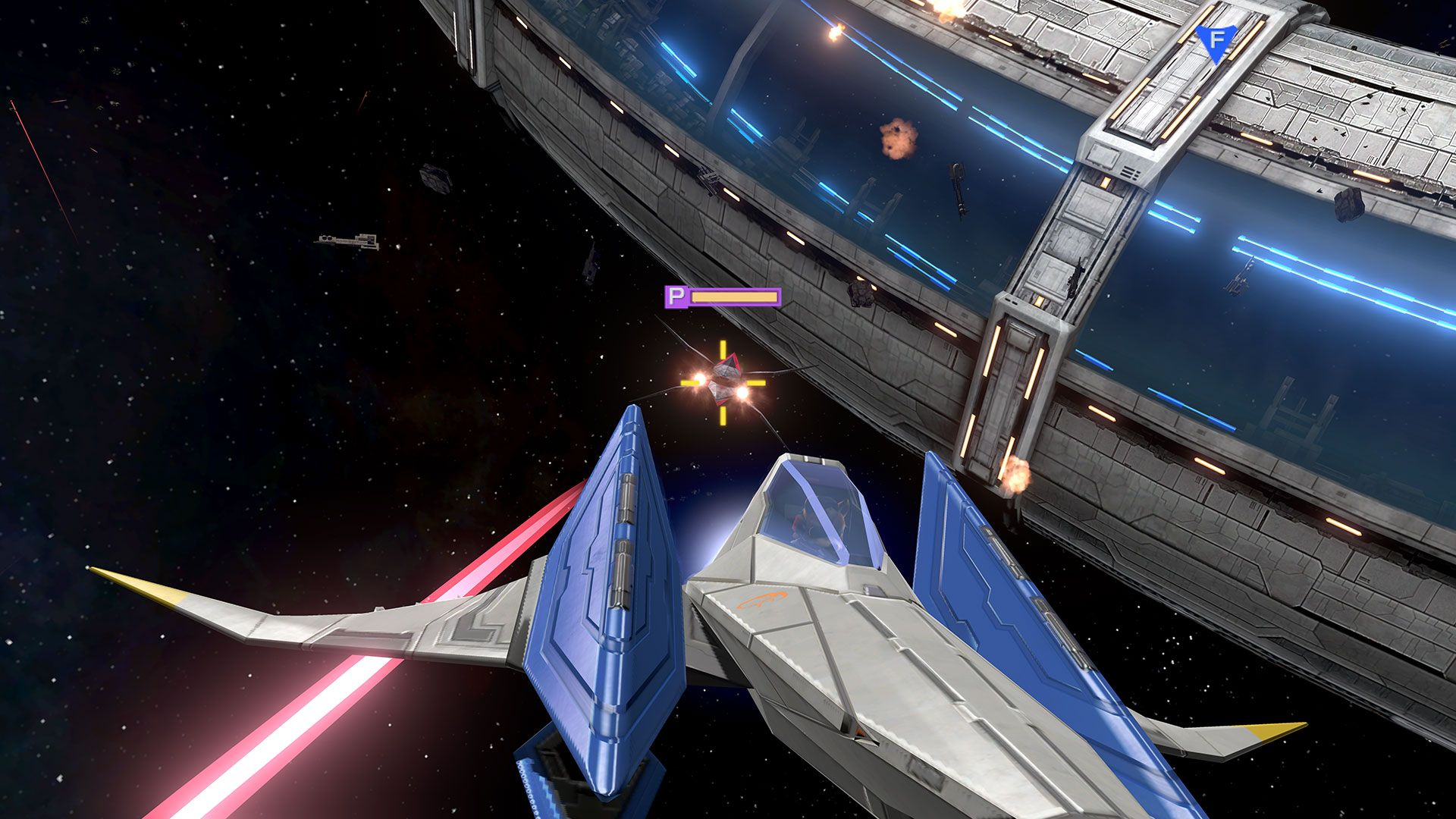 Illustration de l'article sur Star Fox Zero et Star Fox Guard arrivent dès le 22 avril 2016