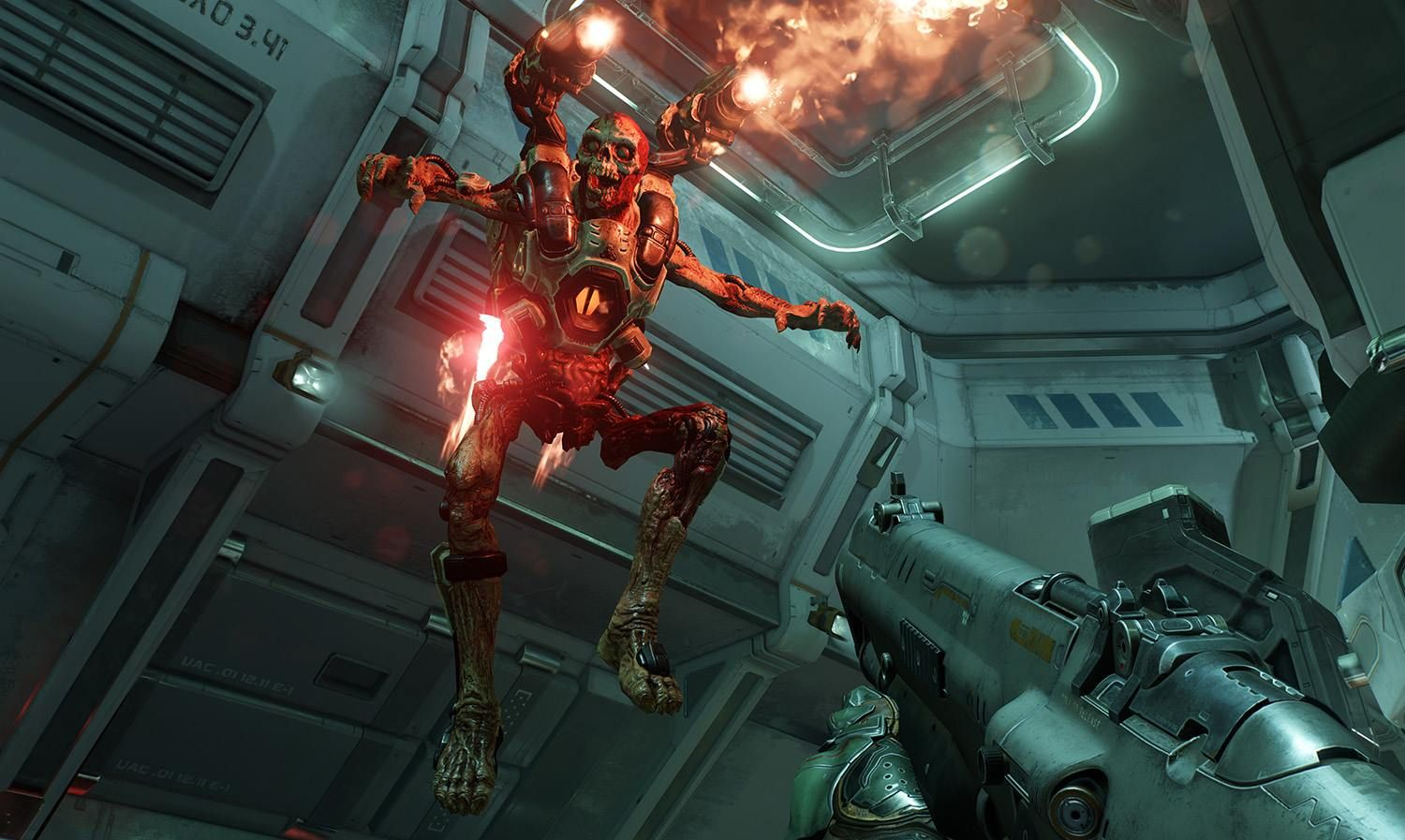 Illustration de l'article sur DOOM arrive le 13 mai prochain