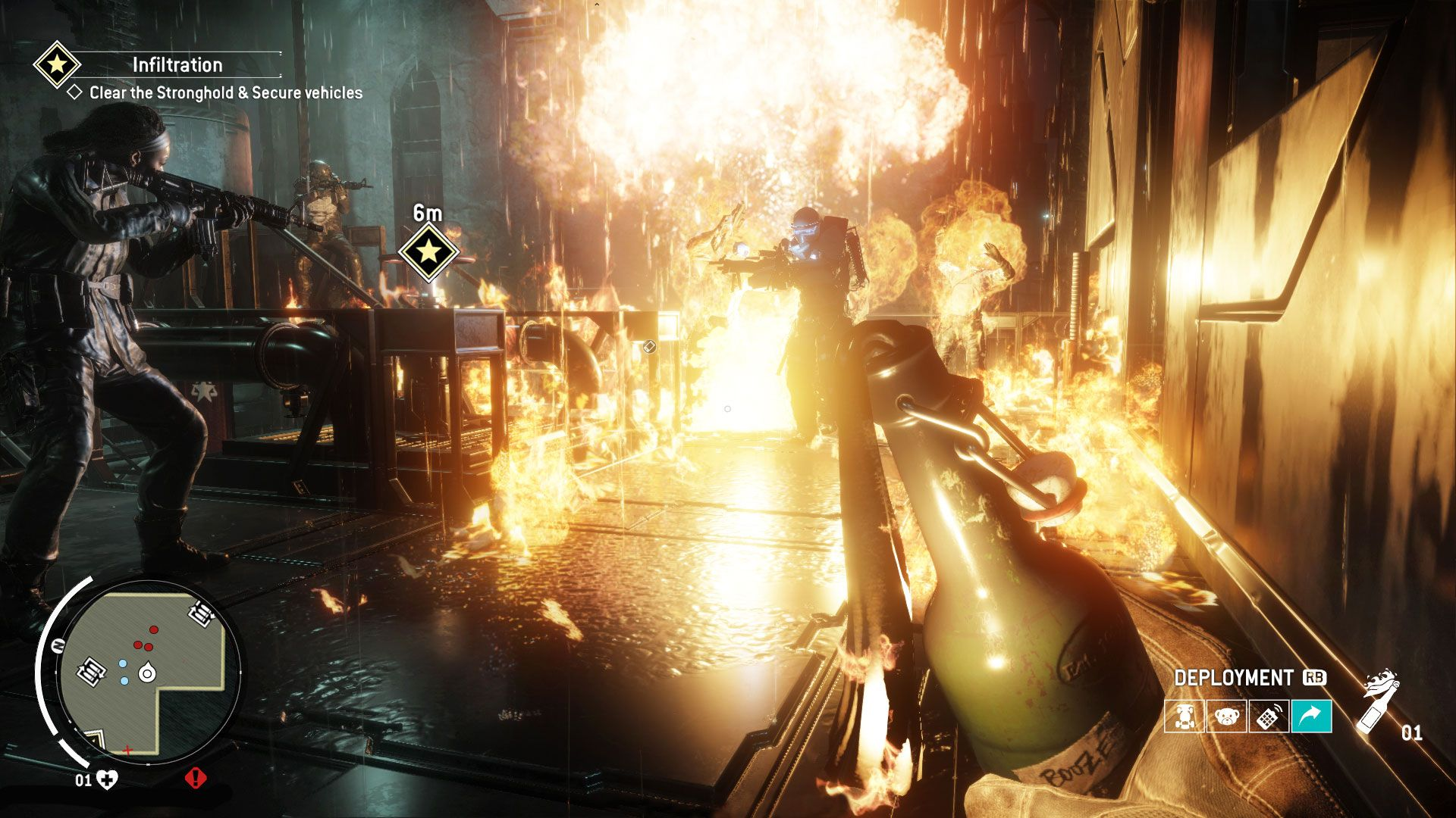Illustration de l'article sur Homefront : The Revolution