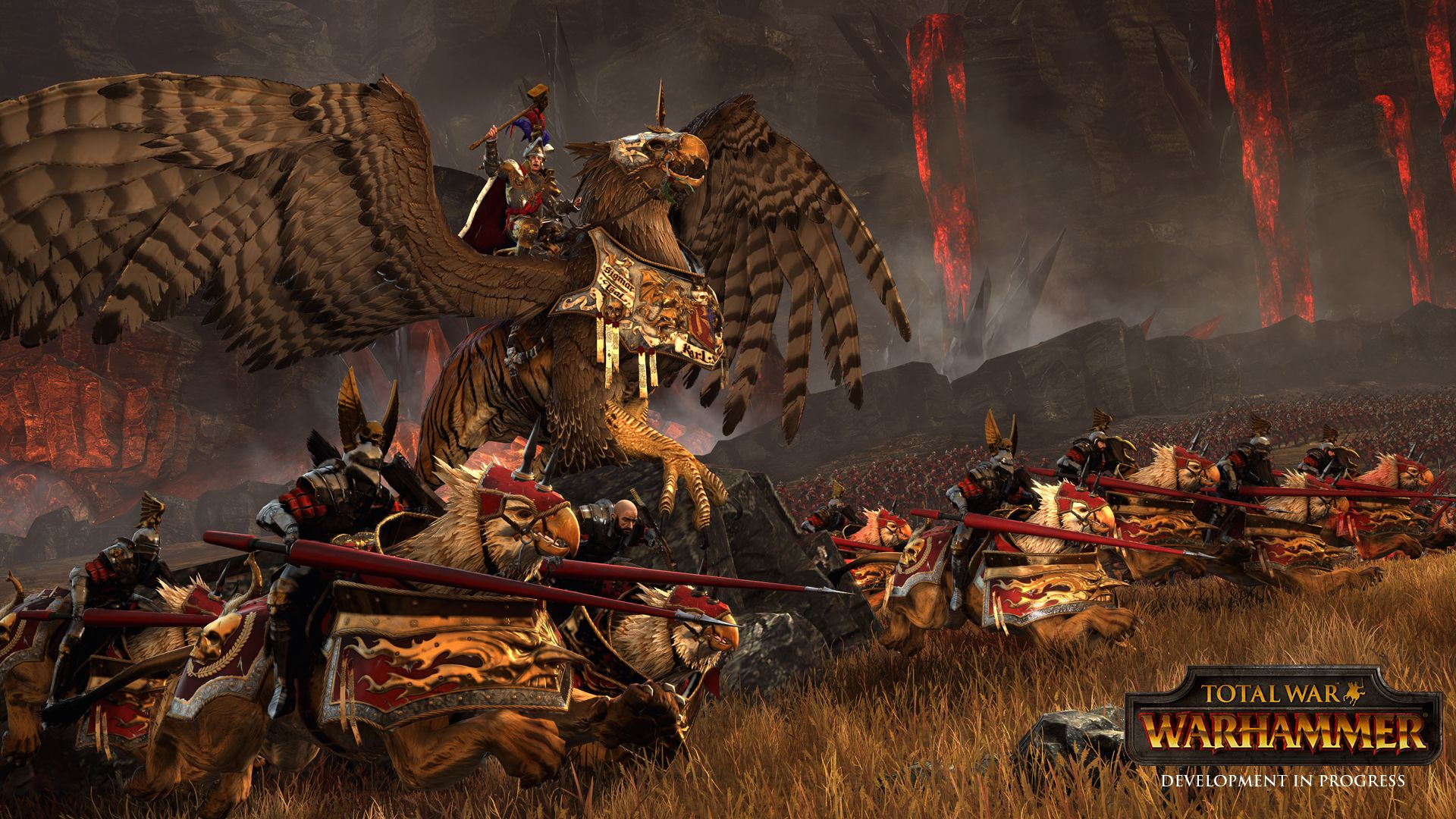 Illustration de l'article sur Total War Warhammer
