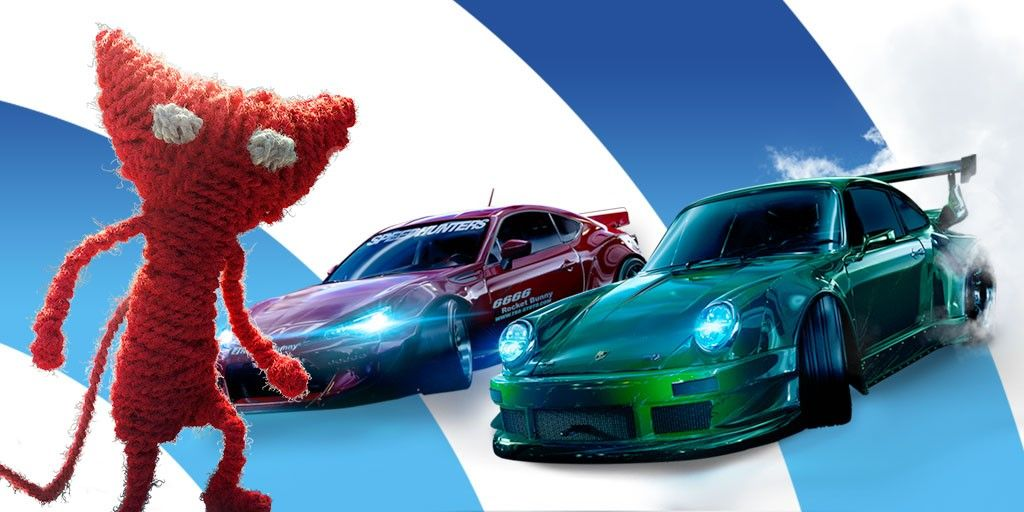 Illustration de l'article sur NFS et Unravel rejoignent The Vault d'EA Access