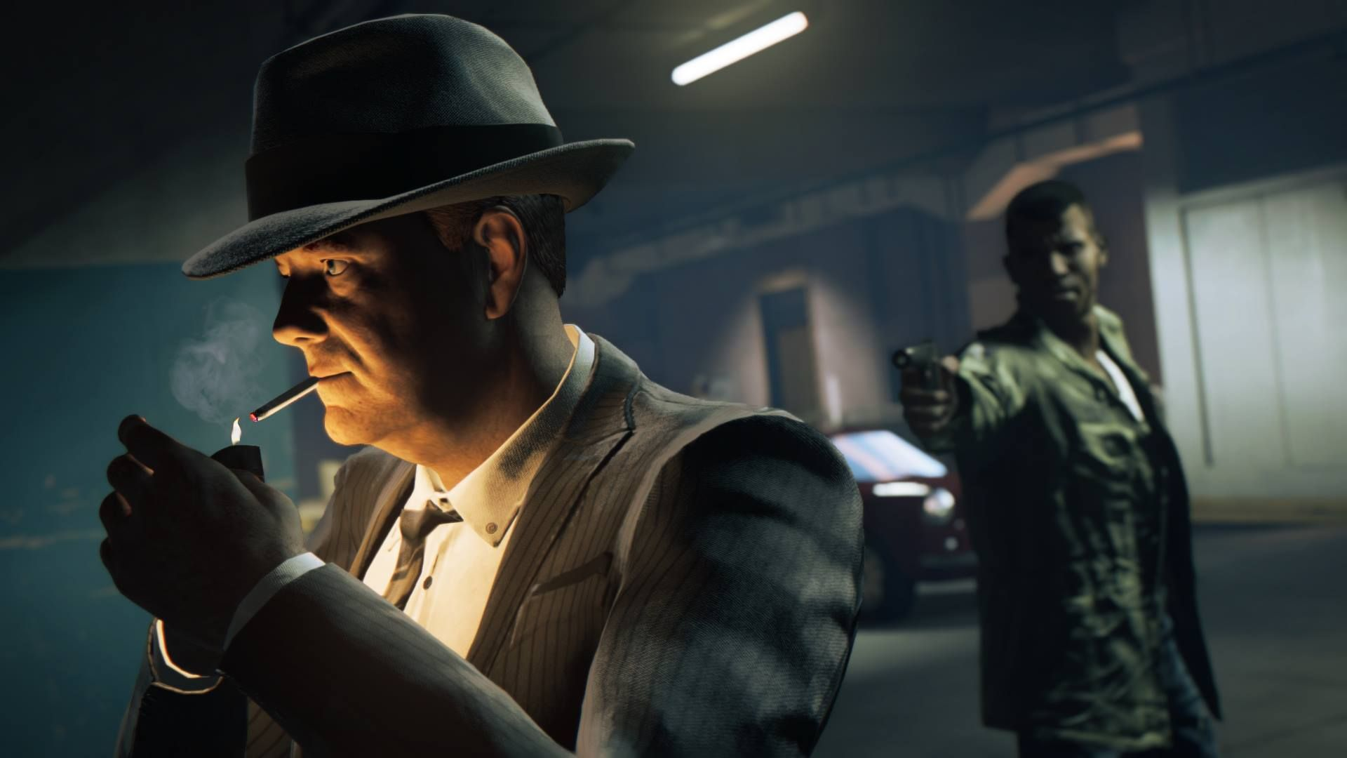 Illustration de l'article sur Mafia III est disponible