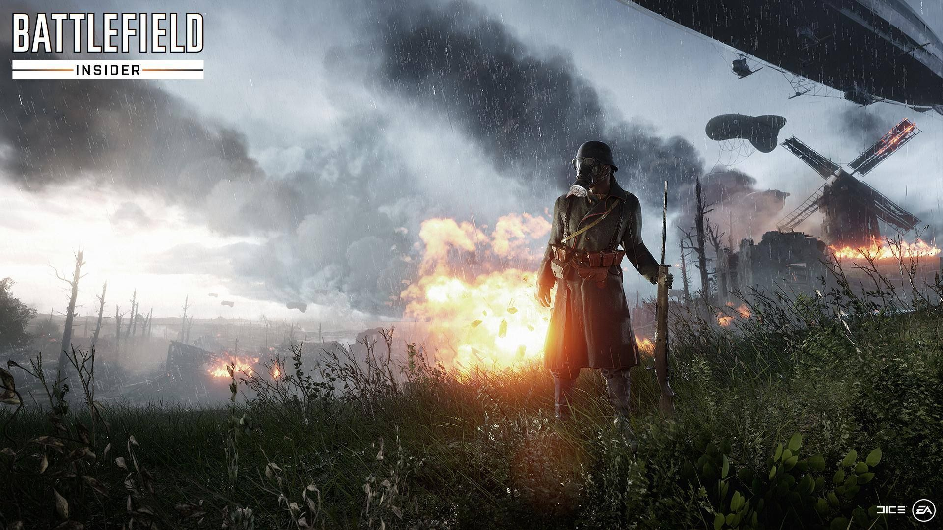 Illustration de l'article sur Battlefield 1 Edition Deluxe Premier au Front est disponible