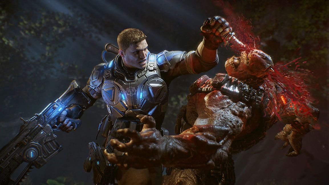 Illustration de l'article sur Gears of War 4