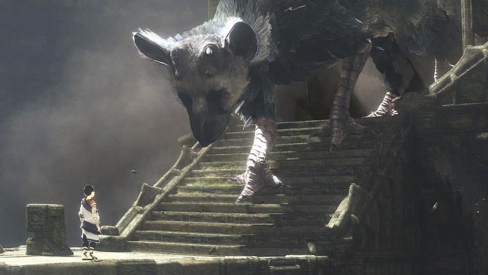 Illustration de l'article sur The Last Guardian