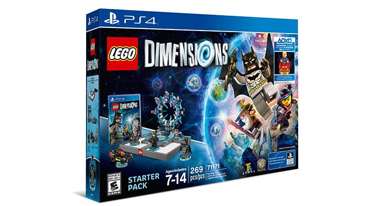 Illustration de l'article sur Nouveaux packs d'extension LEGO Dimensions