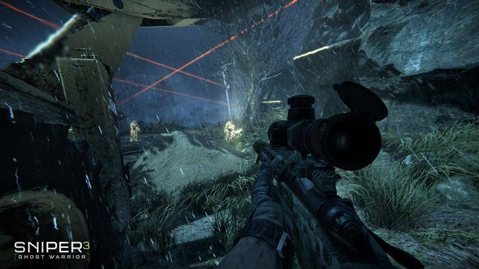 Illustration de l'article sur Nouveau trailer pour Sniper Ghost Warrior 3