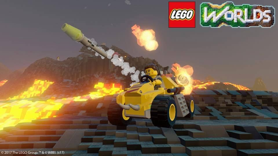 Illustration de l'article sur LEGO Worlds