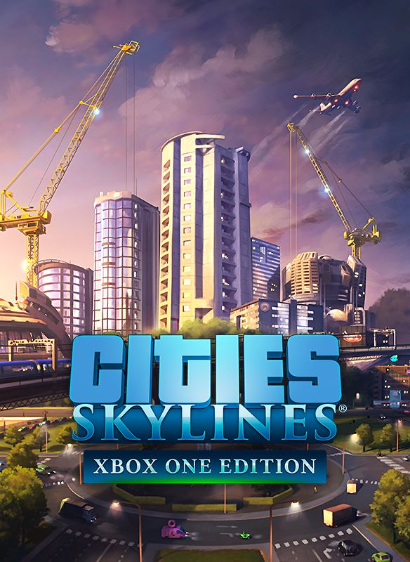 Illustration de l'article sur Cities: Skylines arrive en avril sur Xbox One