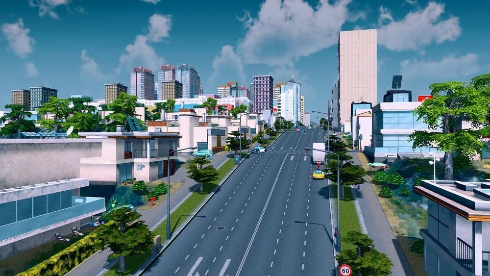 Illustration de l'article sur Cities Skylines  Xbox One Editon
