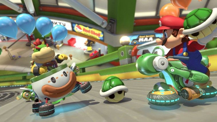 Illustration de l'article sur Mario Kart 8 Deluxe