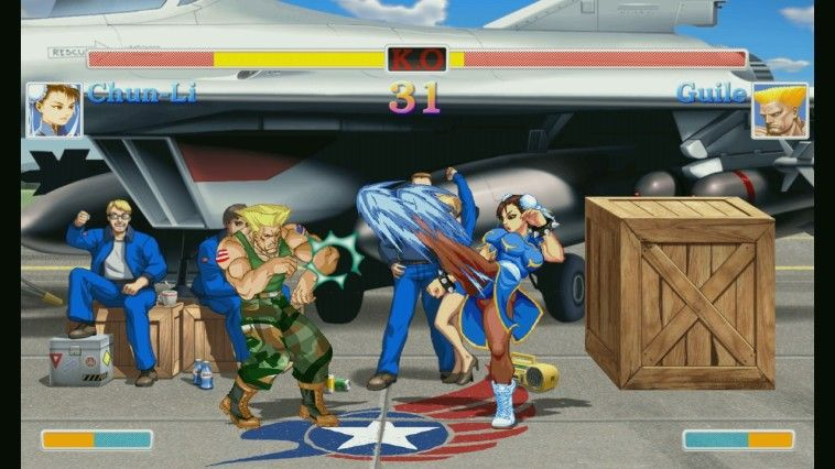 Illustration de l'article sur ULTRA STREET FIGHTER II: The Final Challengers