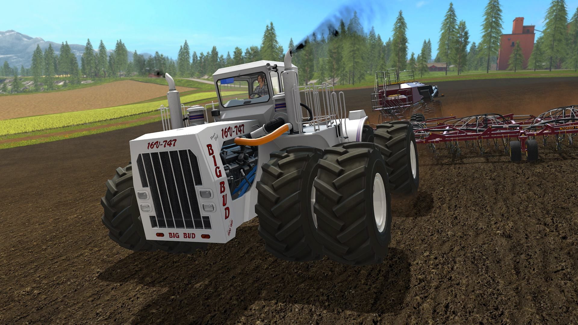 Illustration de l'article sur Farming Simulator 18