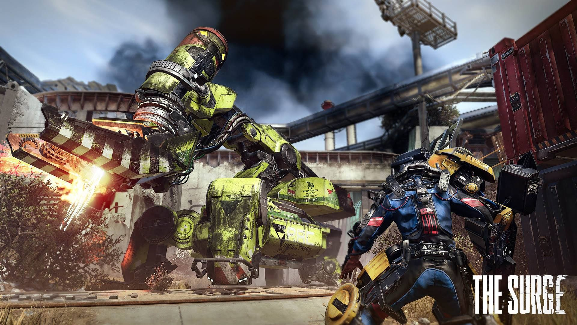Illustration de l'article sur The Surge