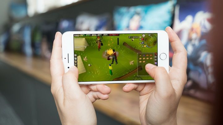 Illustration de l'article sur RuneScape arrive sur mobile