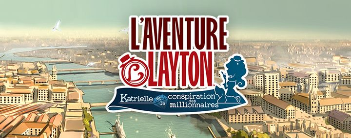 Illustration de l'article sur L'aventure Layton est disponible sur mobile