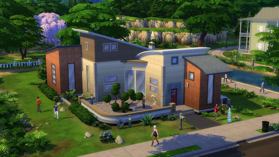 Illustration de l'article sur Les Sims 4 sur consoles le 17 novembre