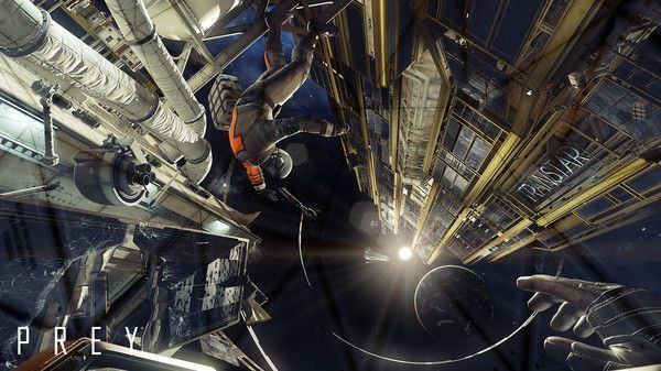 Illustration de l'article sur Prey est disponible en version d'essai