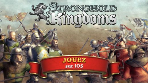 Illustration de l'article sur Stronghold Kingdoms est maintenant sur iOS