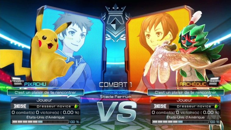 Illustration de l'article sur Pokkén Tounament DX