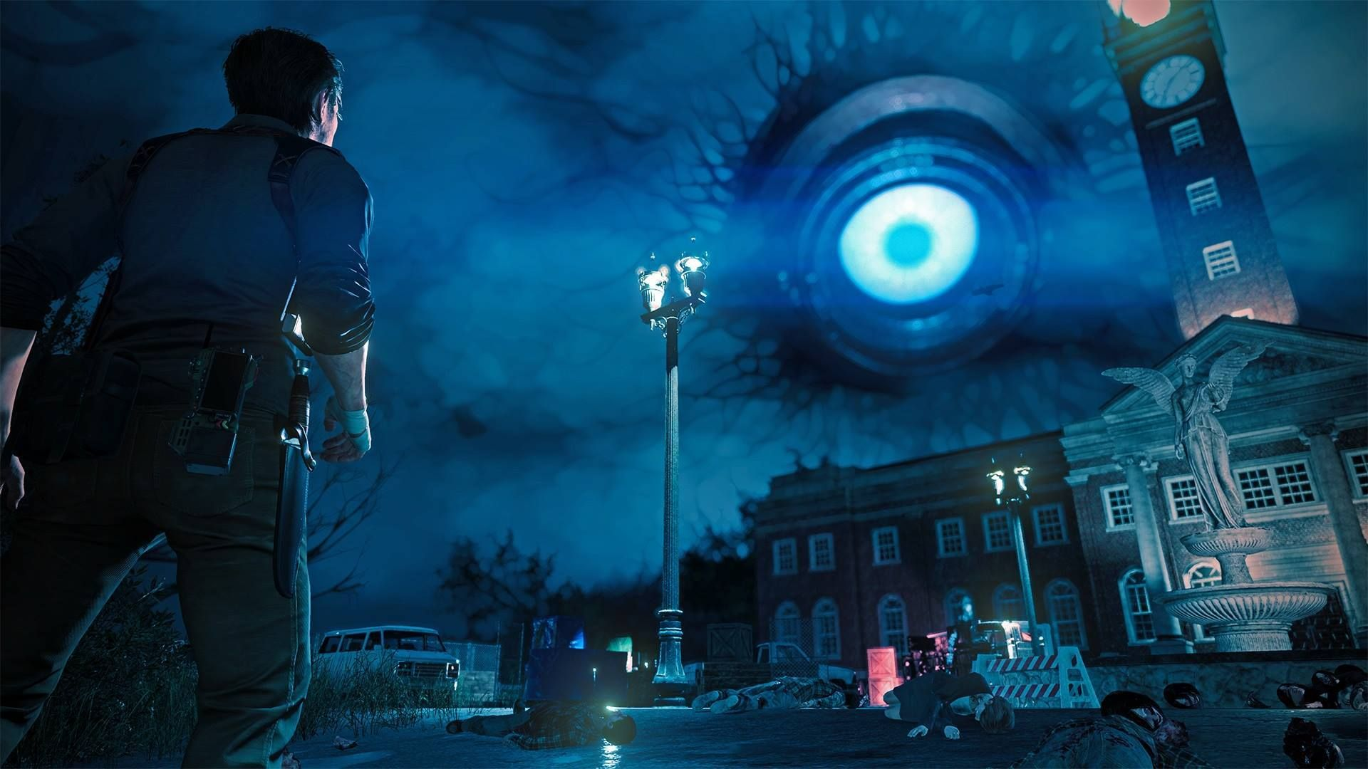 Illustration de l'article sur The Evil Within 2