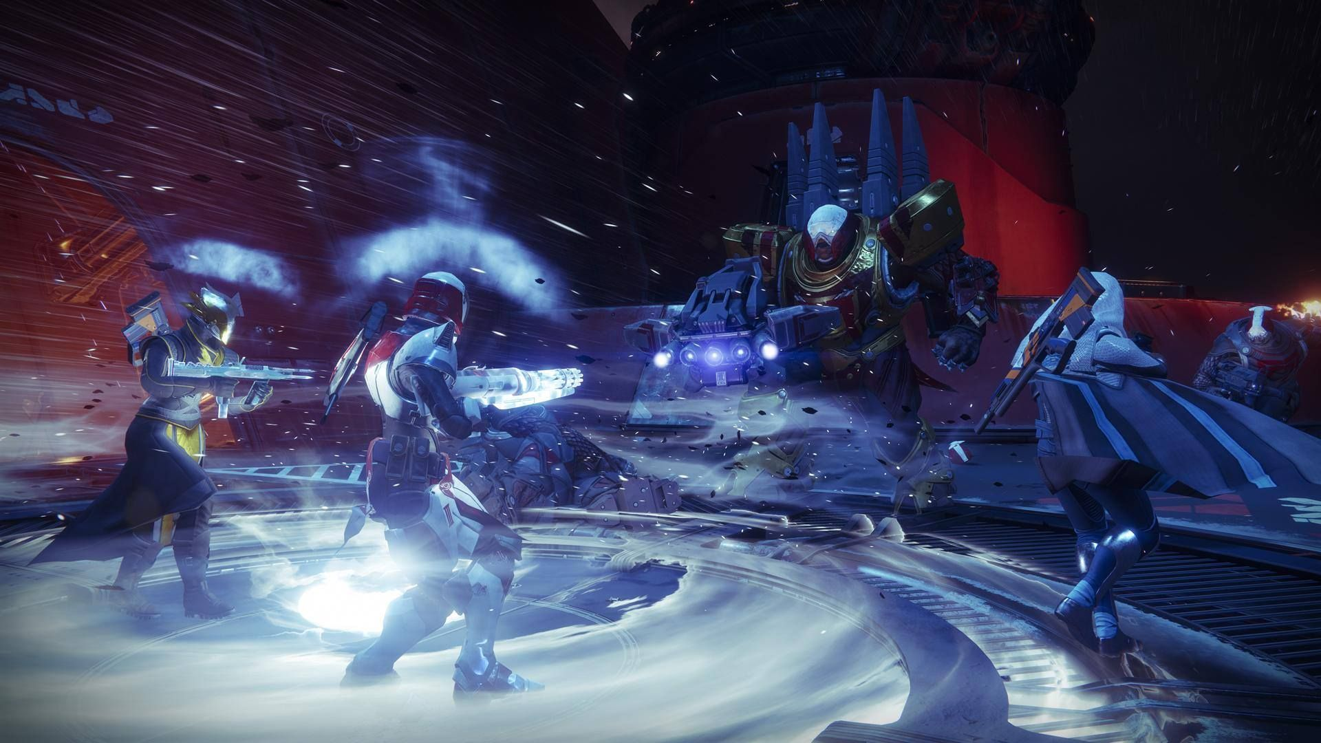 Illustration de l'article sur Destiny 2 arrive sur PC
