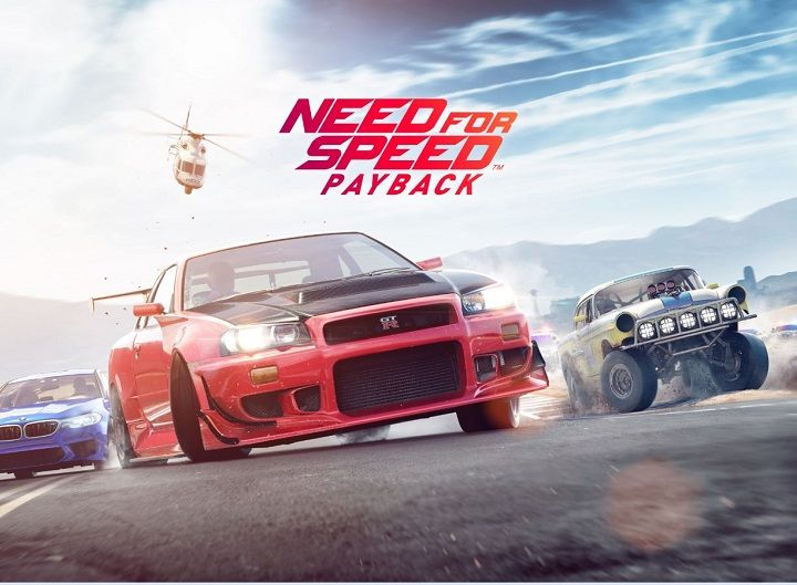 Illustration de l'article sur Need for Speed Payback est disponible