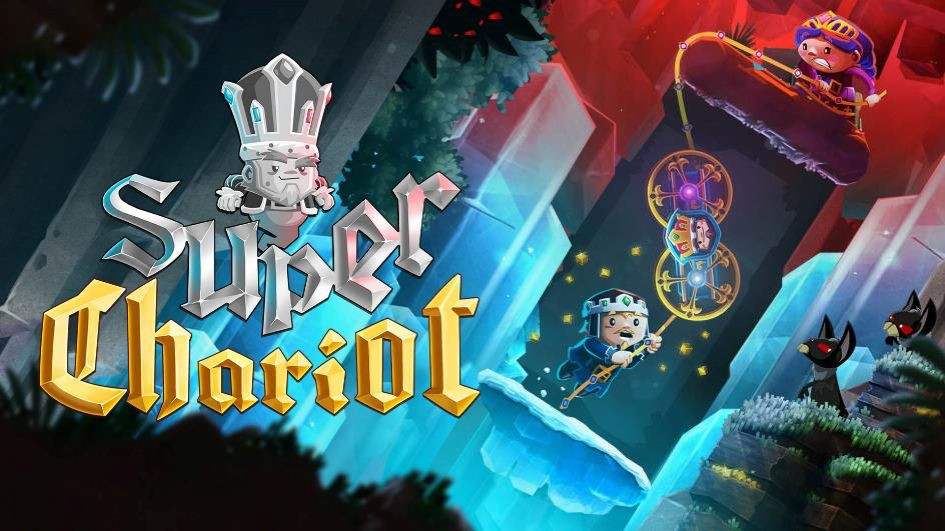 Illustration de l'article sur Super Chariot arrive sur Nintendo Switch
