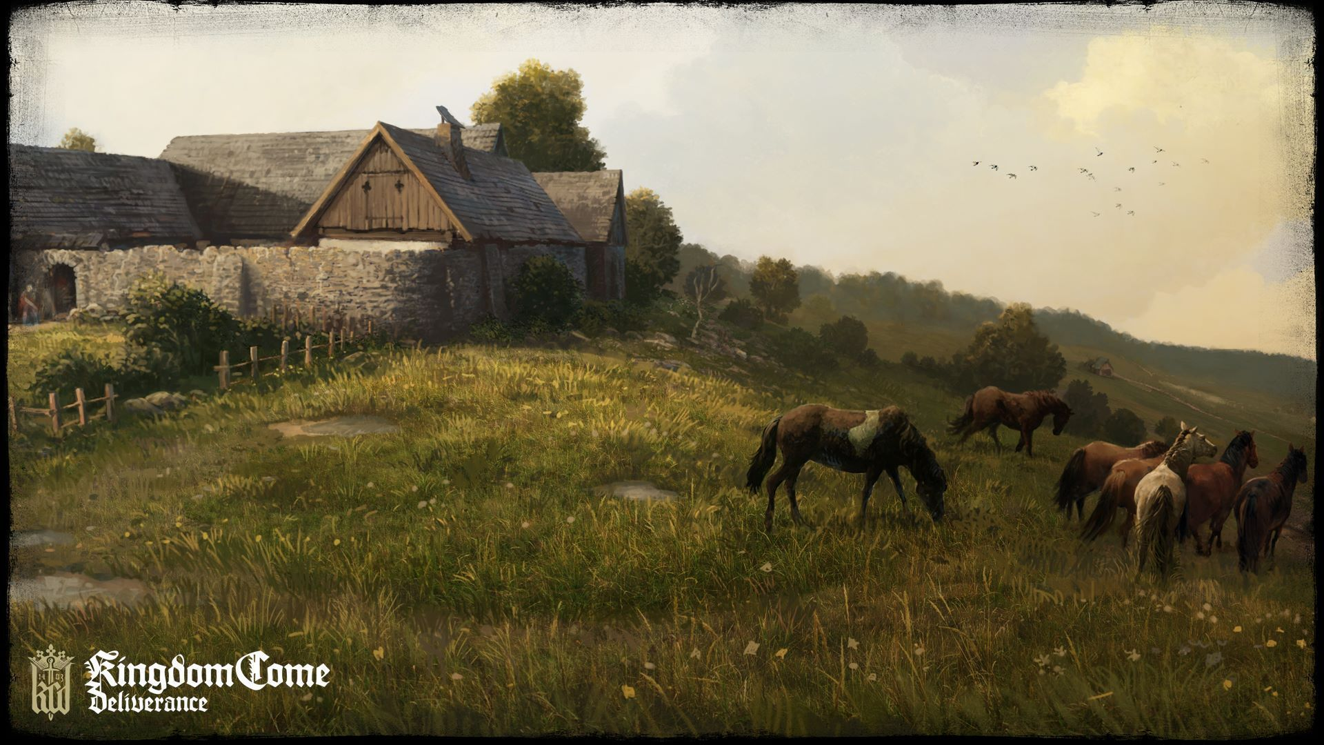 Illustration de l'article sur Kingdom Come: Deliverance vidéo de gameplay