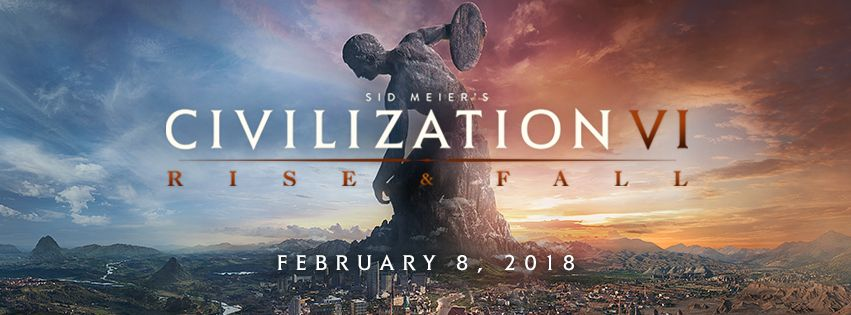 Illustration de l'article sur Sid Meier's Civilization VIRise and Fall disponible