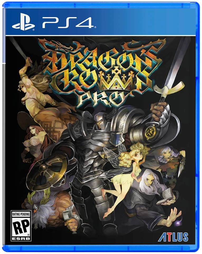 Illustration de l'article sur Dragon's Crown Pro sera disponible le 15 mai