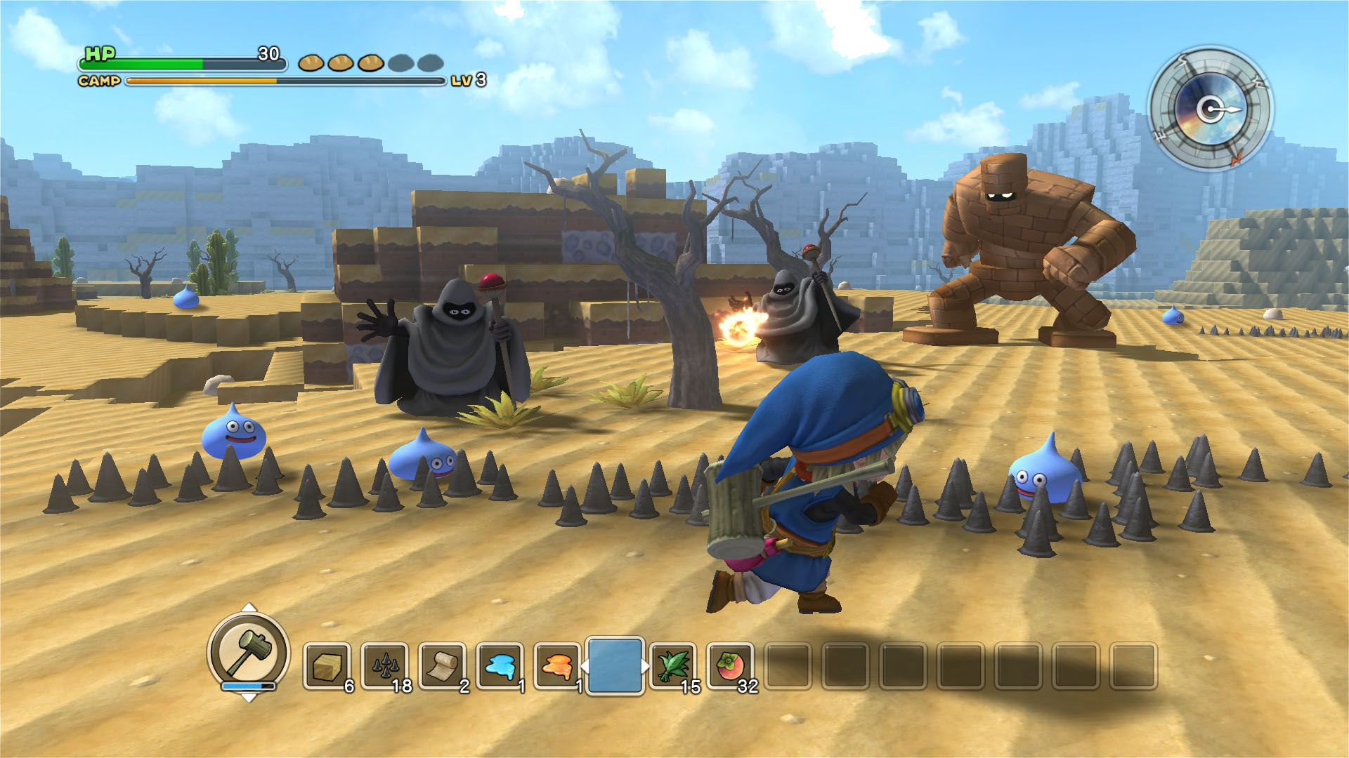Illustration de l'article sur Dragon Quest Builders