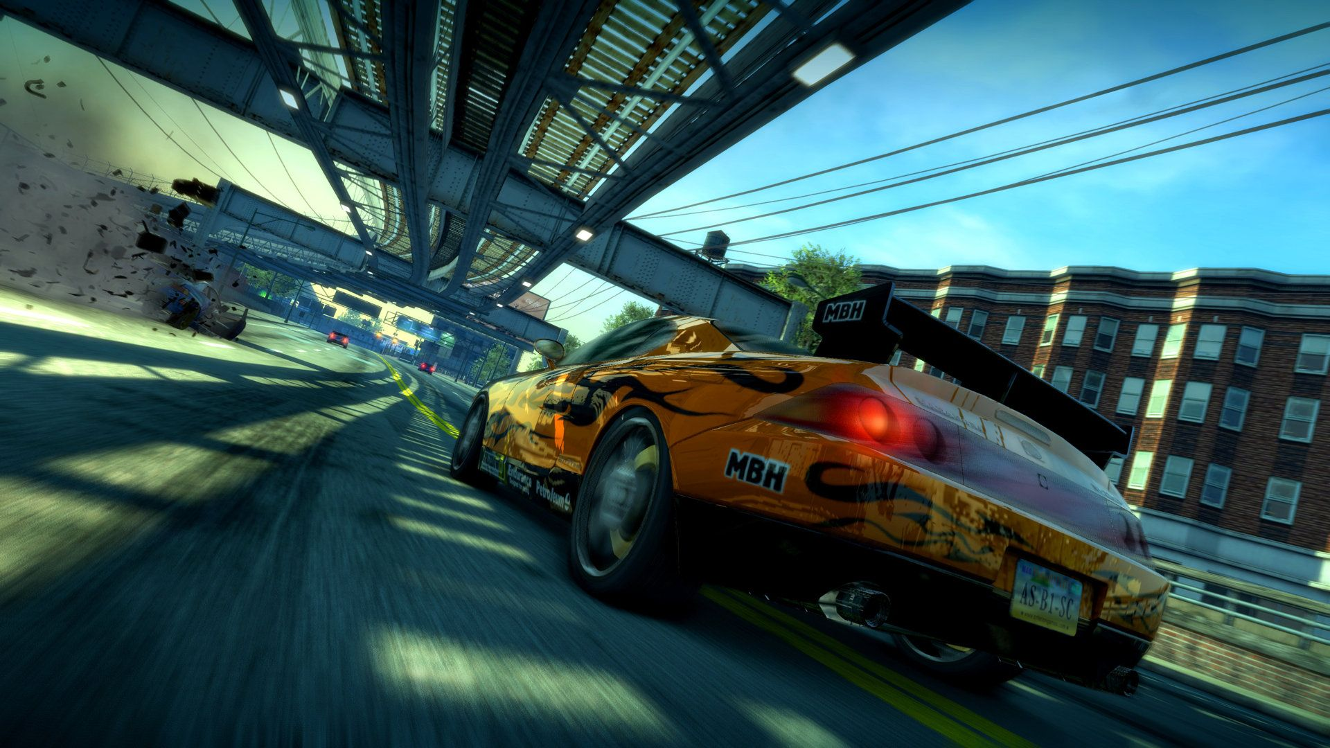 Illustration de l'article sur Burnout Paradise Remastered