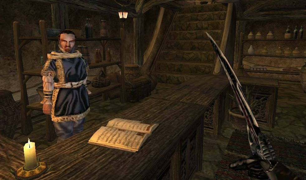 Illustration de l'article sur The Elder Scrolls III MorrowindRétro-compatible Xbox ONE