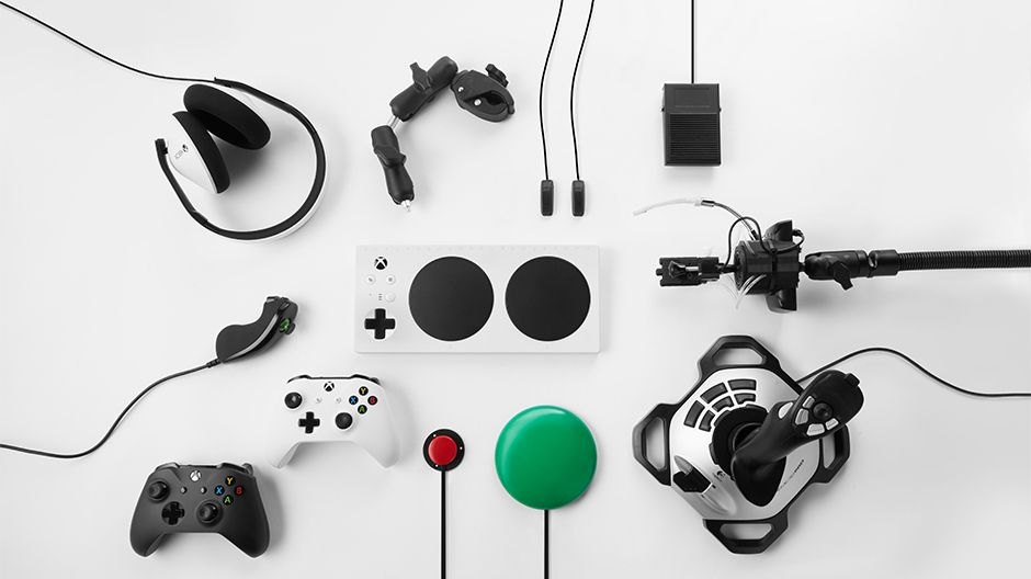 Illustration de l'article sur Manette Adaptative Xbox pour joueurs en situation de handicap