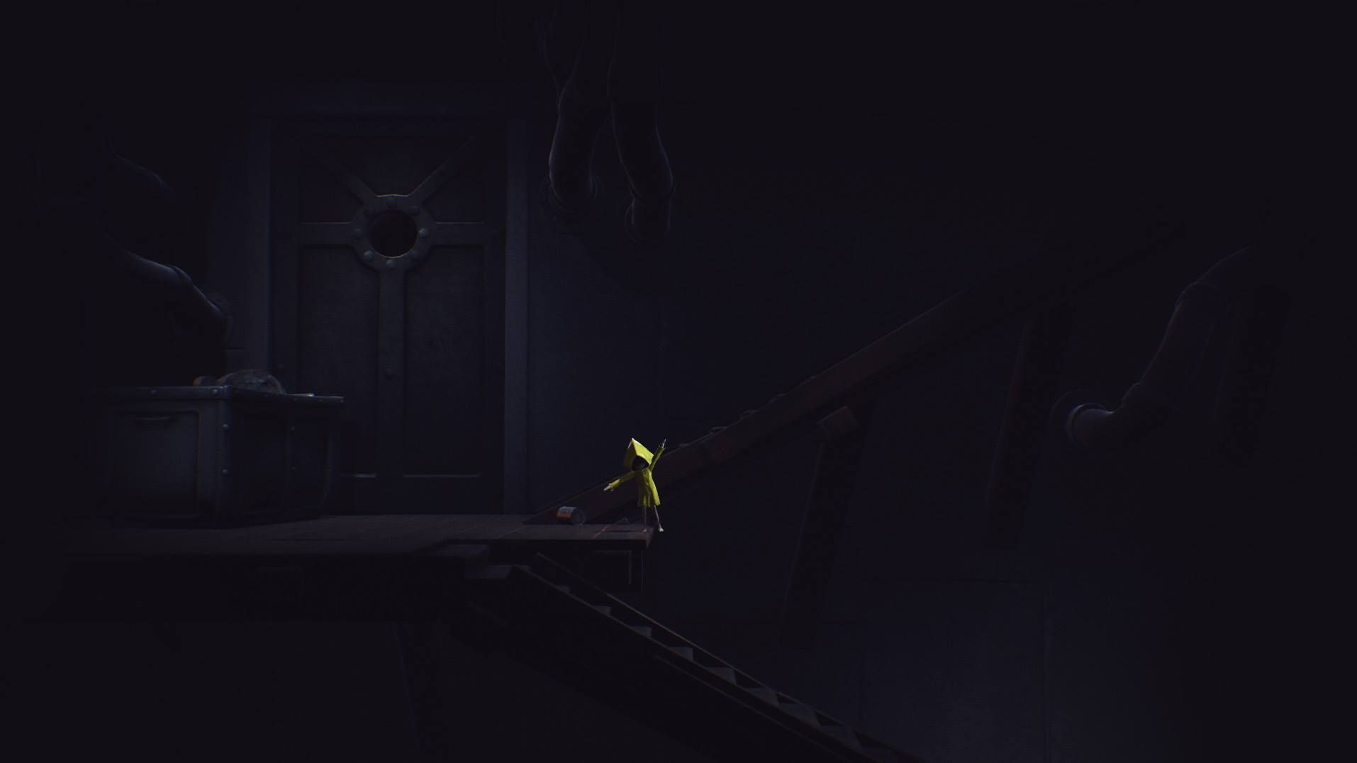 Illustration de l'article sur Little Nightmares Complete Edition - Switch