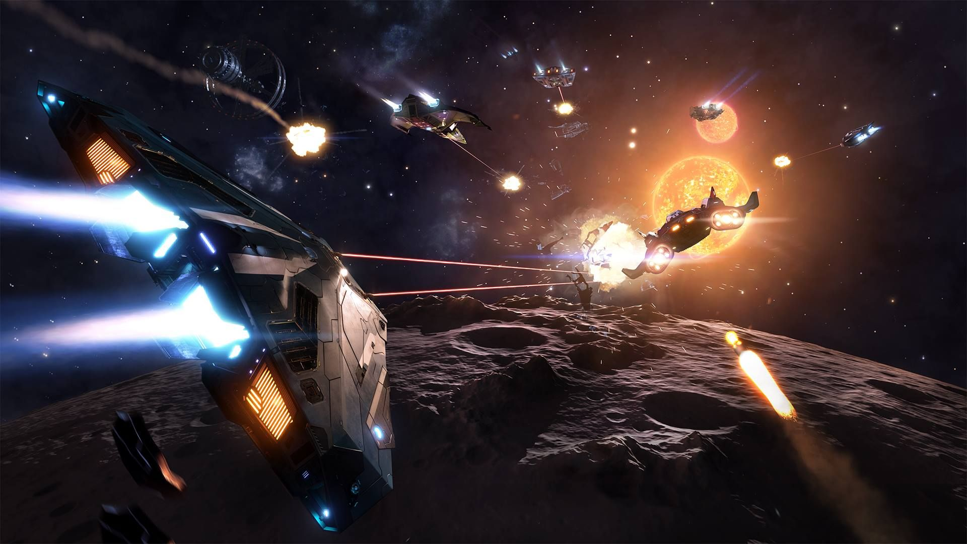 Illustration de l'article sur Elite Dangerous: Beyond Chapter Two - La sortie dévoilée