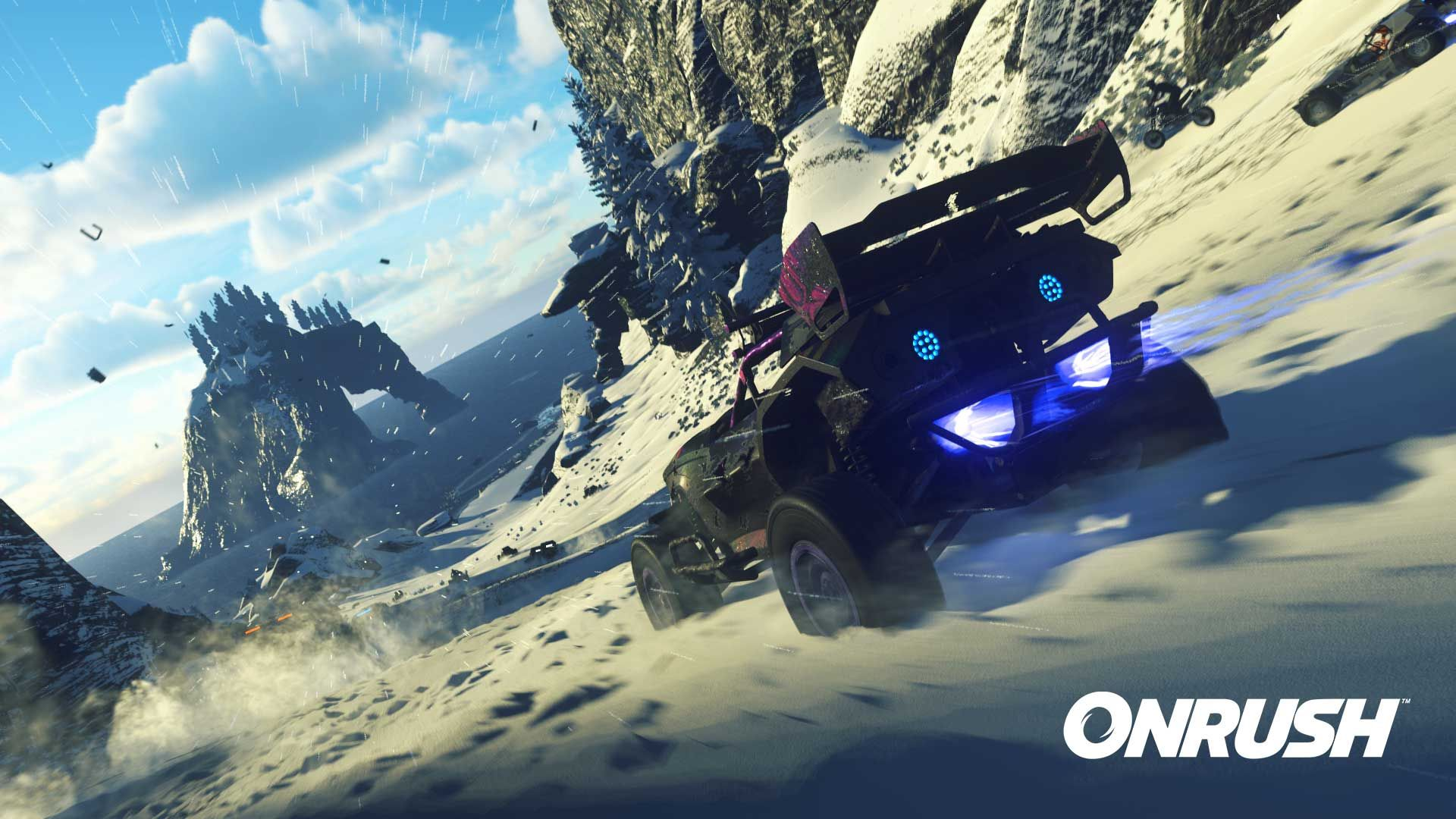 Illustration de l'article sur Onrush