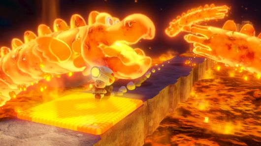 Illustration de l'article sur Captain Toad: Treasure Tracker  arrive sur Switch